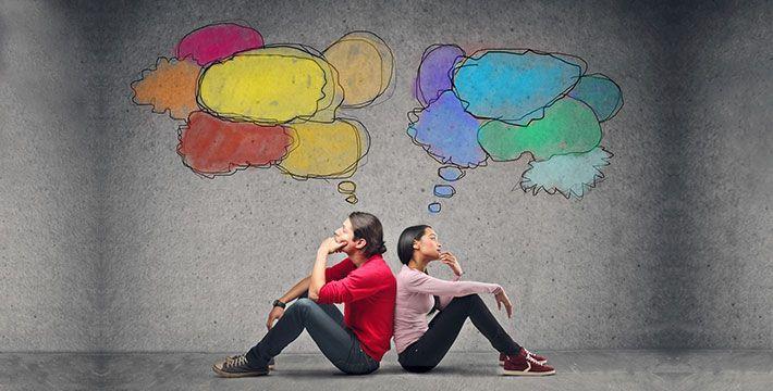 CÓMO COMUNICARTE MEJOR EN PAREJA : LAS 7 GRANDES DIFERENCIAS ENTRE PAREJAS FELICES E INFELICES