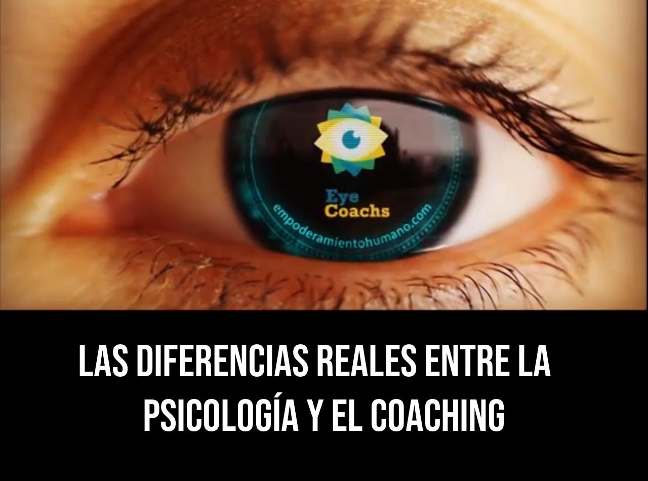 Las diferencias reales entre la psicología y el coaching